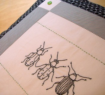 Beetle_embroidery_cushion